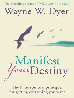cover image of Manifest Your Destiny