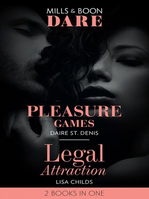 cover image of Pleasure Games