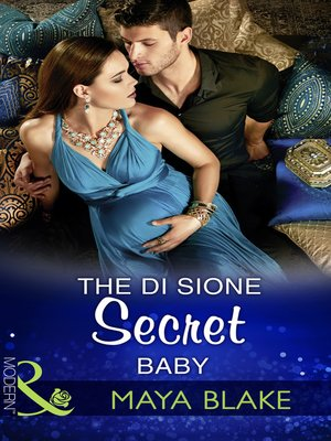 cover image of The Di Sione Secret Baby