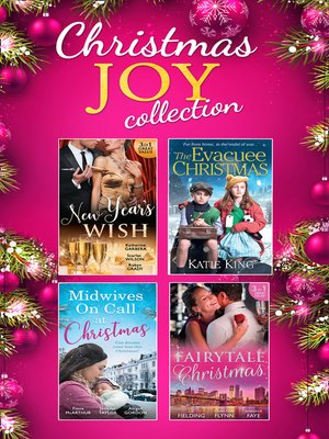 cover image of Mills and Boon Christmas Joy Collection