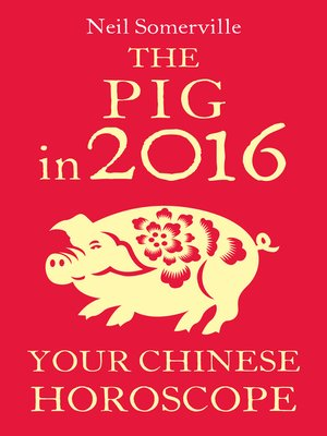 cover image of The Pig in 2016