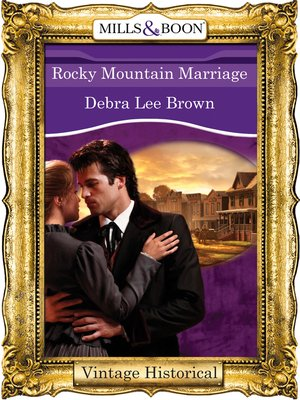 cover image of Rocky Mountain Marriage