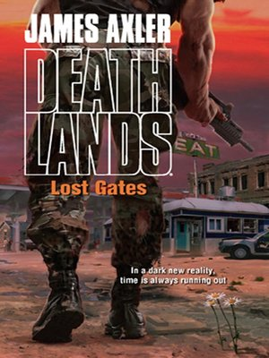 cover image of Lost Gates