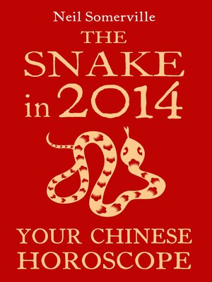 cover image of The Snake in 2014