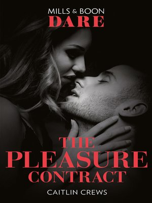 cover image of The Pleasure Contract