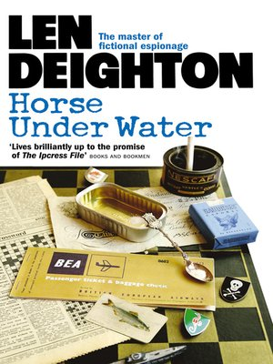 cover image of Horse Under Water