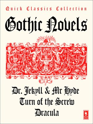 cover image of Quick Classics Collection, Gothic