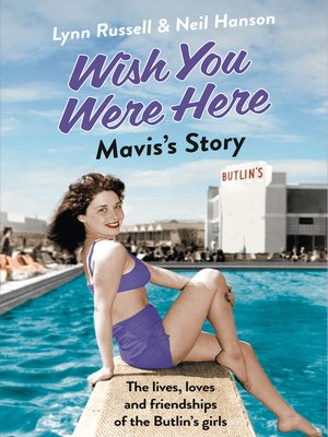 cover image of Mavis's Story (Individual stories from WISH YOU WERE HERE!, Book 2)