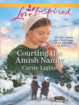 cover image of Courting the Amish Nanny