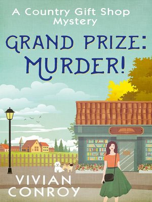 cover image of Grand Prize: Murder!