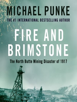 cover image of Fire and Brimstone