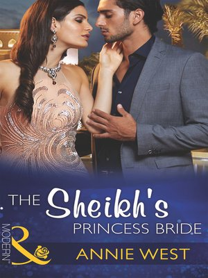 cover image of The Sheikh's Princess Bride