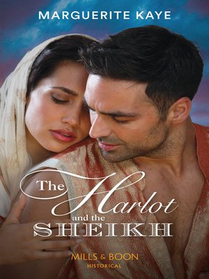 cover image of The Harlot and the Sheikh