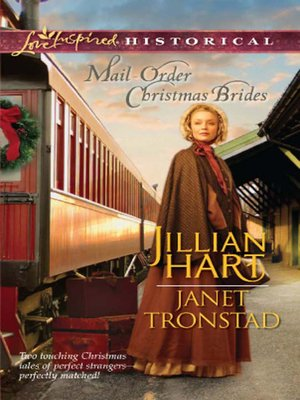 cover image of Mail-Order Christmas Brides