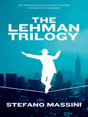 cover image of The Lehman Trilogy