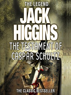 cover image of The Testament of Caspar Schultz