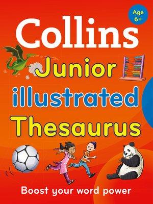 cover image of Collins Junior Illustrated Thesaurus