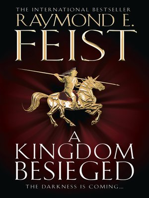 cover image of A Kingdom Besieged