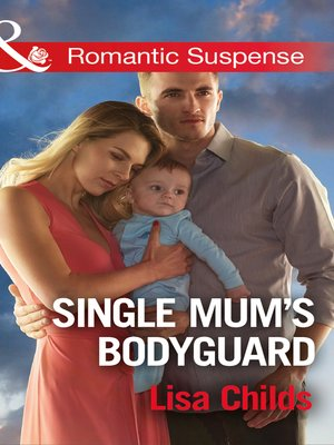 cover image of Single Mom's Bodyguard