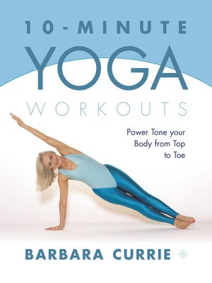 cover image of 10-Minute Yoga Workouts