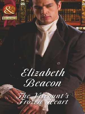 cover image of The Viscount's Frozen Heart
