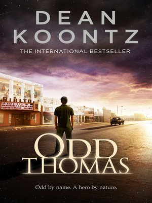 cover image of Odd Thomas