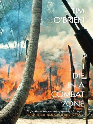 if i die in a combat zone ebook