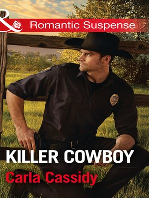 cover image of Killer Cowboy