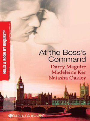 cover image of At the Boss's Command