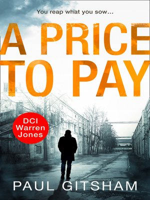 cover image of A Price to Pay
