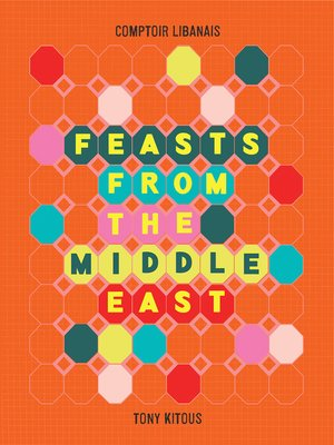 cover image of Feasts From the Middle East