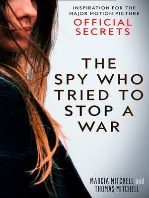 cover image of The Spy Who Tried to Stop a War