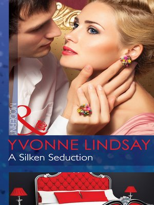 cover image of A Silken Seduction