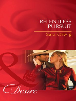 cover image of Relentless Pursuit
