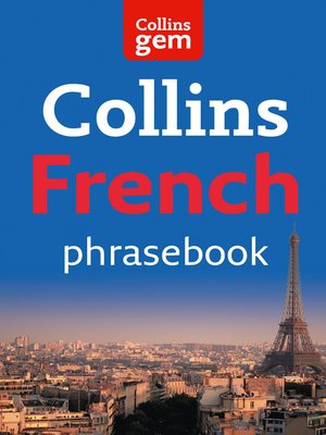 cover image of French Phrasebook