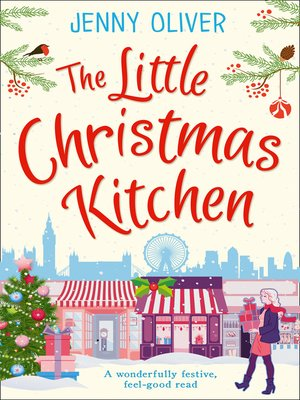 cover image of The Little Christmas Kitchen