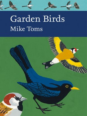 cover image of Garden Birds
