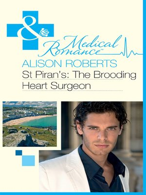 cover image of St Piran's: The Brooding Heart Surgeon