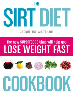 cover image of The Sirt Diet Cookbook