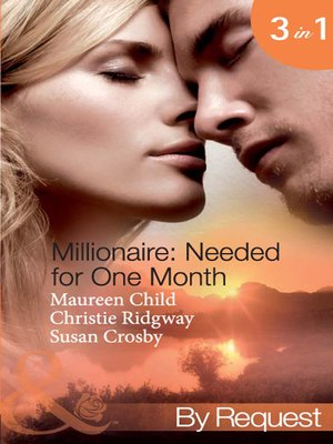 cover image of Millionaire: Needed for One Month