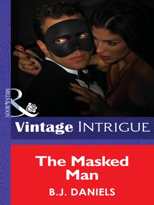 cover image of The Masked Man