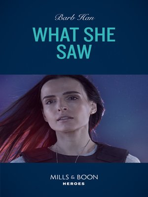 cover image of What She Saw