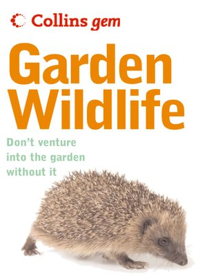 cover image of Garden Wildlife