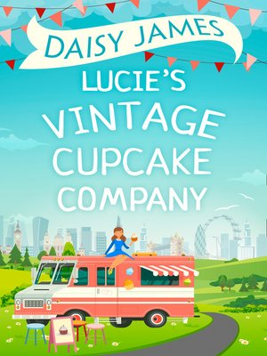 cover image of Lucie's Vintage Cupcake Company