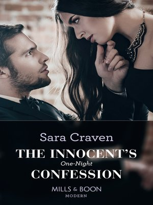 cover image of The Innocent's One-Night Confession