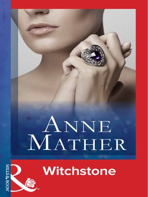 cover image of Witchstone