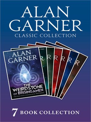 cover image of Alan Garner Classic Collection