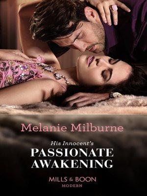 cover image of His Innocent's Passionate Awakening