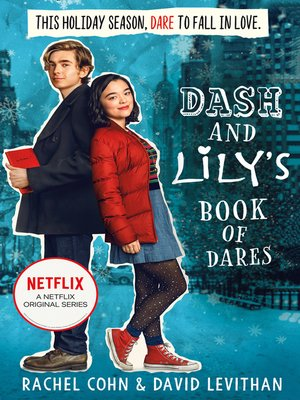 cover image of Dash and Lily's Book of Dares