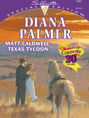 cover image of Matt Caldwell
